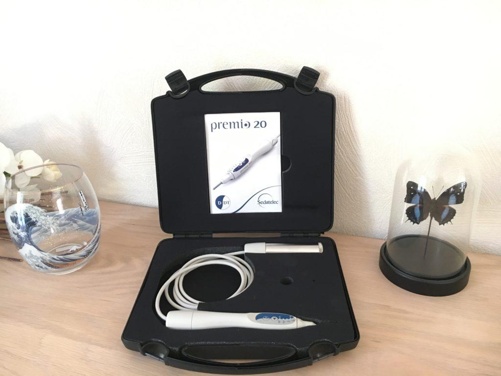 Acupuncture sans aiguille Premio 20 DT