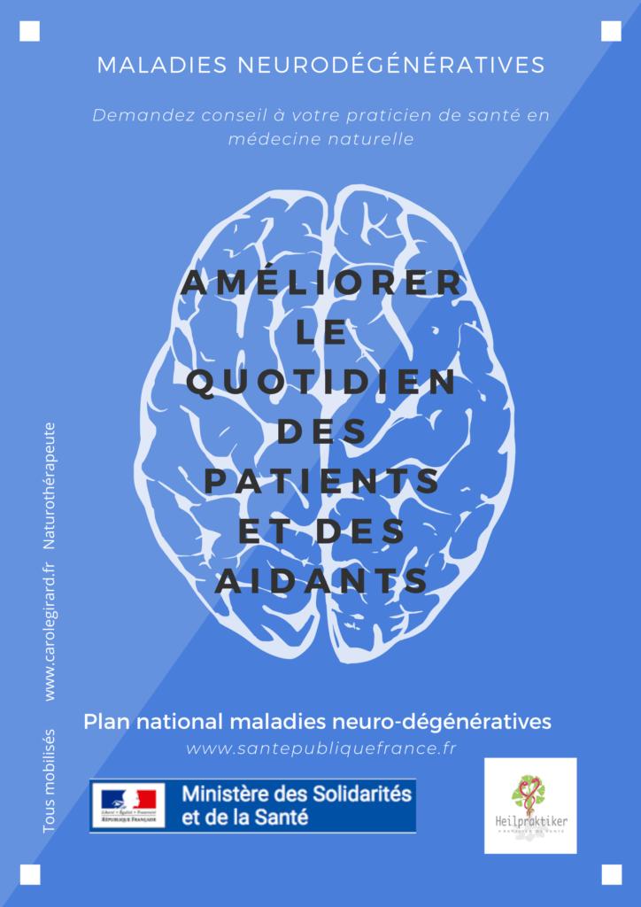 Naturopathie et Maladies neuro dégénératives